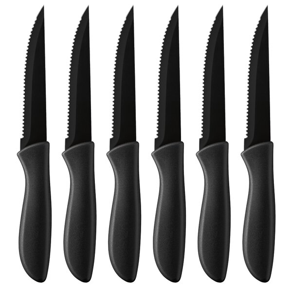 4.5 Steak Knife Set (Set of 6) by Cuisinart