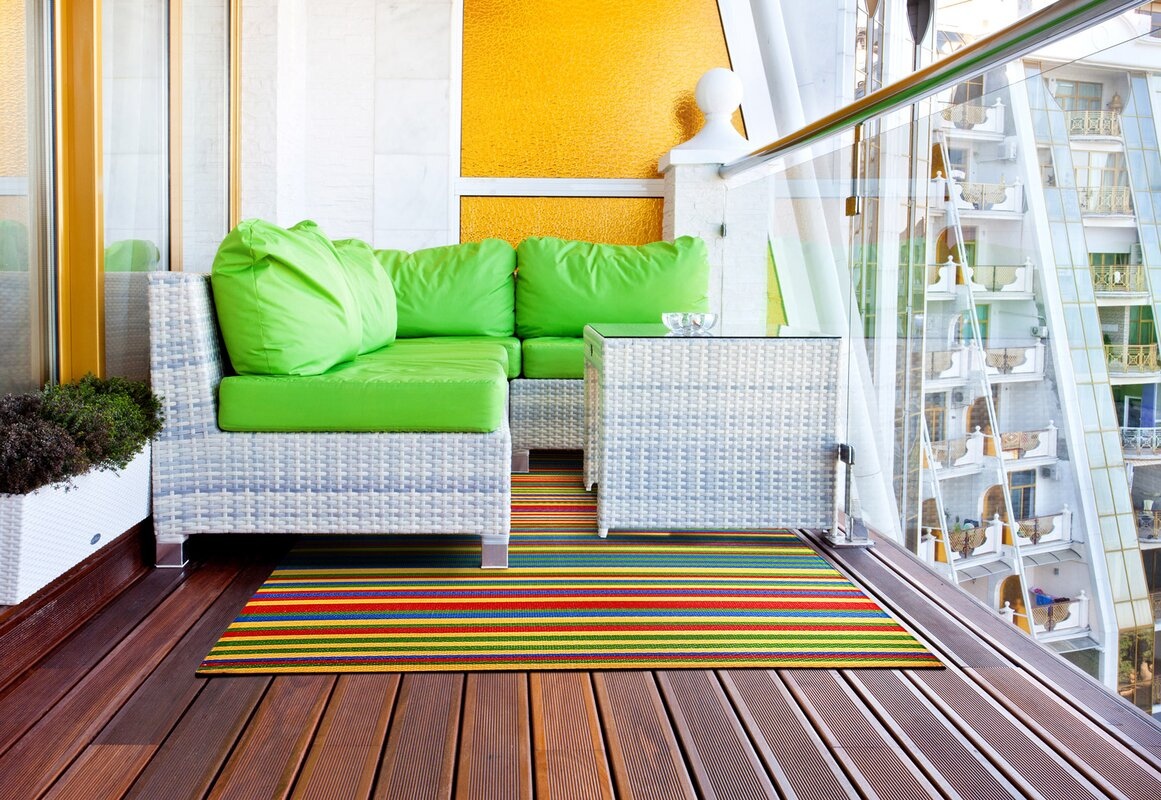 Longweave Multi Coloured Outdoor Area Rug Amp Reviews