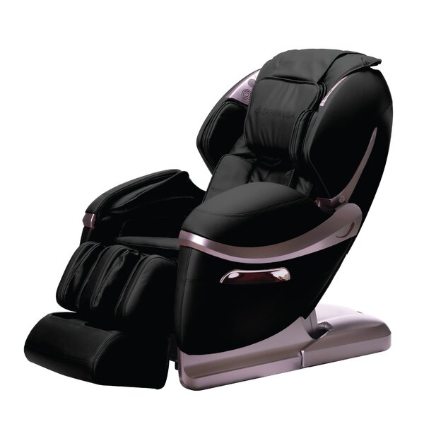 Z-smart Reclining Adjustable Width Full Body Massage Chair By Zarifa USA