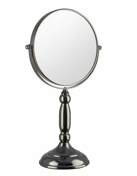 Braddock Makeup/Shaving Mirror by Charlton Home
