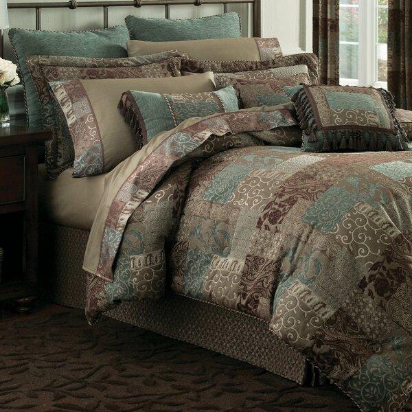 Galleria 4 Piece Reversible Comforter Set