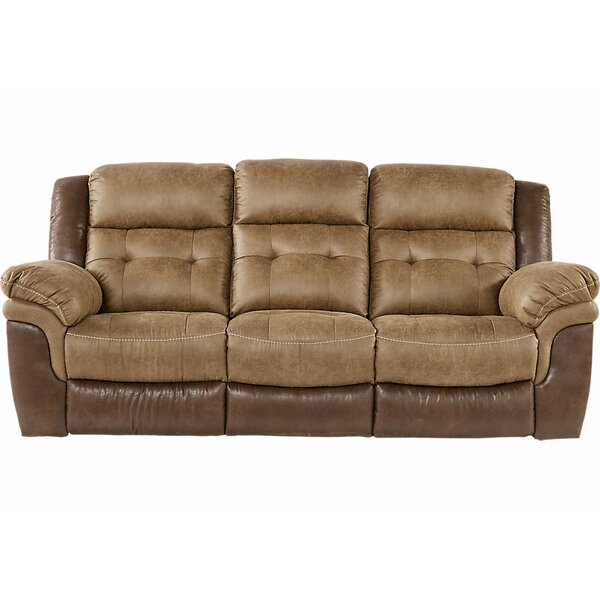 Review Heider Reclining Sofa