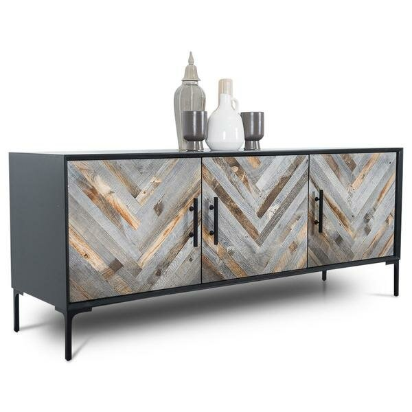 Mod Amalfi 72 Wide Buffet Table