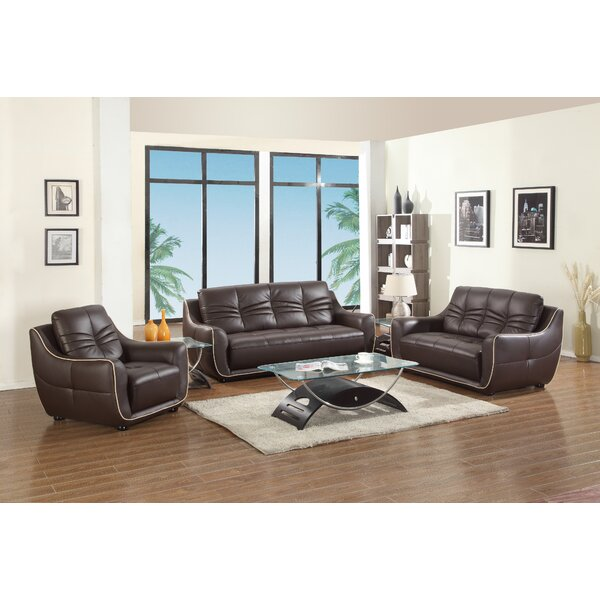 Henthorn 3 Piece Living Room Set by Latitude Run