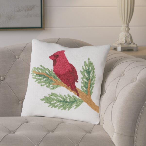 Winter Pillow Cover by The Holiday Aisle