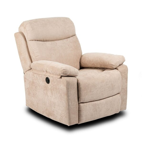 Bay Full Power Recliner by Red Barrel Studio