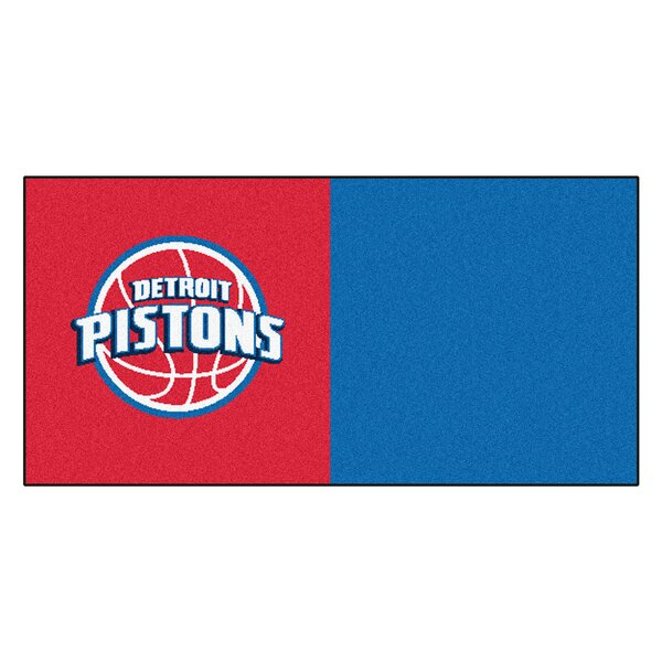 NBA - Washington Wizards Team Carpet Tiles by FANMATS