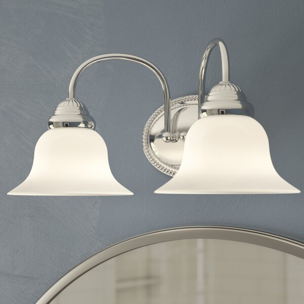 Nicolas 2-Light Vanity Light by Charlton Home