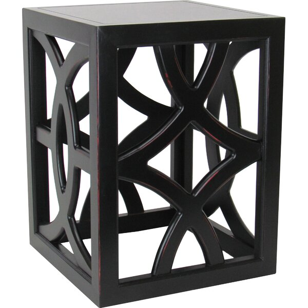 Auberon End Table By House Of Hampton