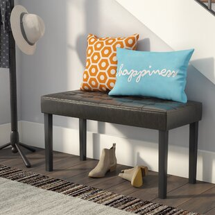 Jalen Upholstered Bench by Zipcode Design