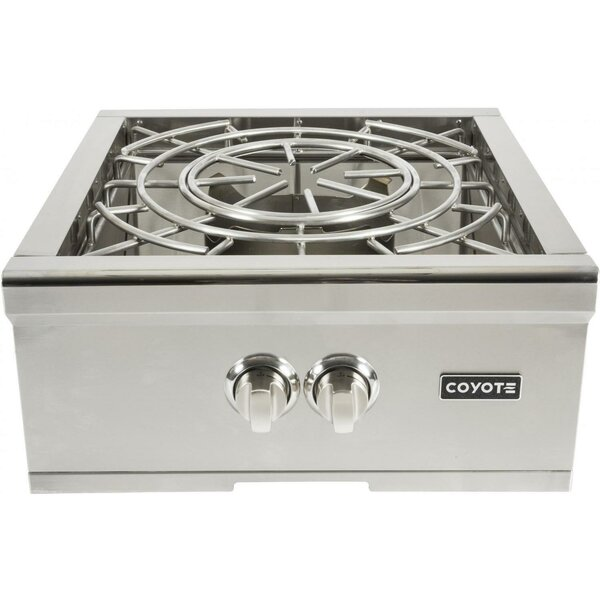 Natural Gas Power Burner by Coyote Grills
