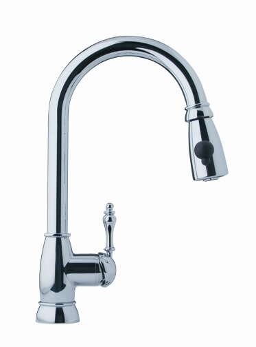 Farmhouse Single Handle Kitchen Faucet by Franke