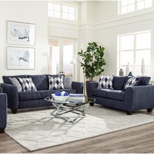 Berardi 2 Piece Living Room Set by Charlton Home®