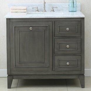 Inexpensive Delfina 36 Single Bathroom Vanity Set ByGracie Oaks