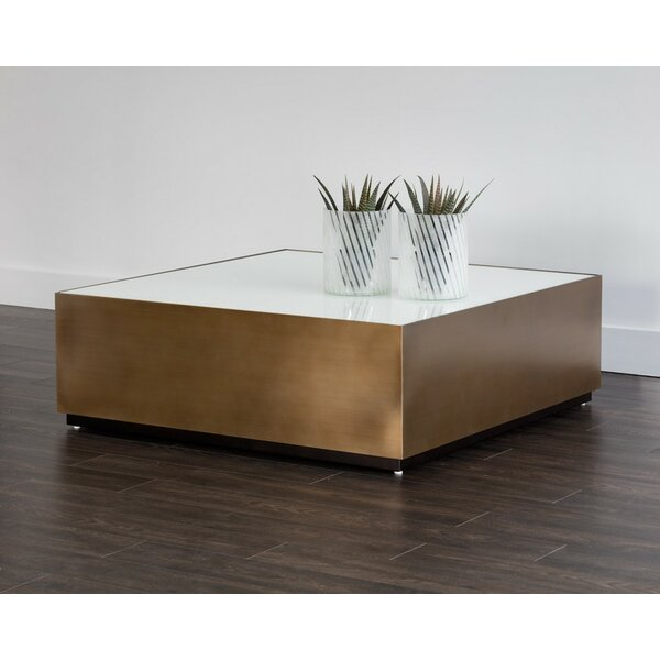 Hudson Coffee Table by Sunpan Modern
