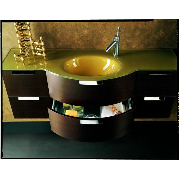 Cusack 55 Single Bathroom Vanity Set