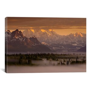 'Moods of Denali' Photographic Print by East Urban Home