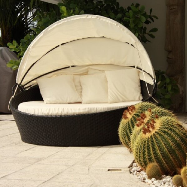 Outdoor Daybed with Cushion by UrbanMod