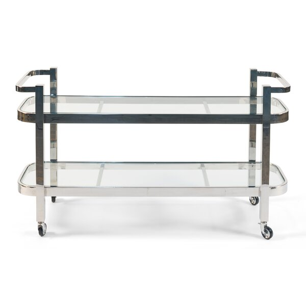 Horwitz Bar Cart by Orren Ellis