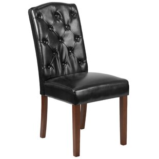Rotterdam Traditional Upholstered Parsons Chair