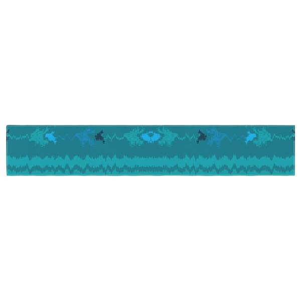 Nina May Peachy Nava Tribal Table Runner by East Urban Home