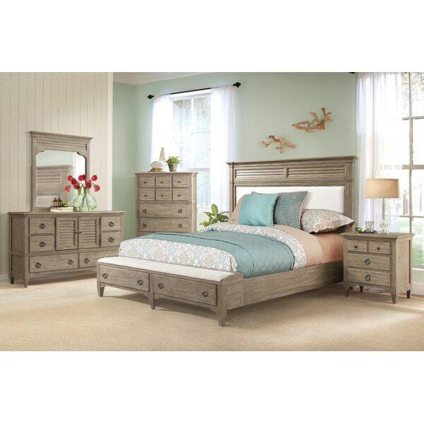 Manhart Platform 5 Piece Bedroom Set by Gracie Oaks