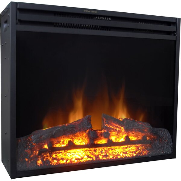 Brockman Electric Fireplace Insert by Ebern Designs Ebern Designs