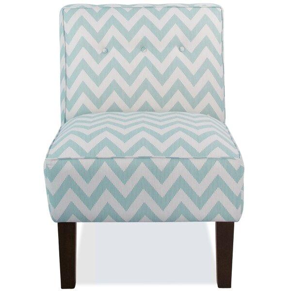 Pasternak Slipper Chair by Ebern Designs