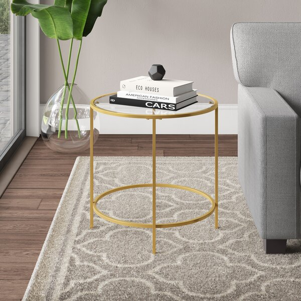 Deford End Table by Ebern Designs
