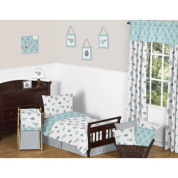 Earth and Sky 5 Piece Toddler Bedding Set by Sweet Jojo Designs