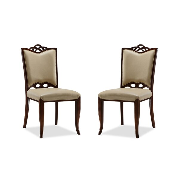 Baystone Cosmopolitan Side Chair (Set of 2) by Darby Home Co
