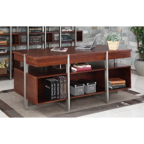 Kyros Executive Desk by Wrought Studio