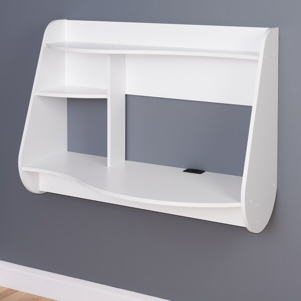 Dowlen Floating Desk by Zipcode Design