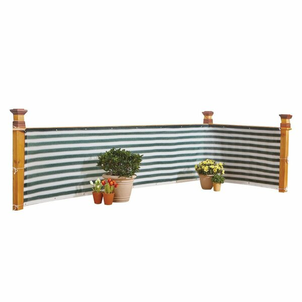 3 ft. H x 15 ft. W Privacy Screen by Imperial Home