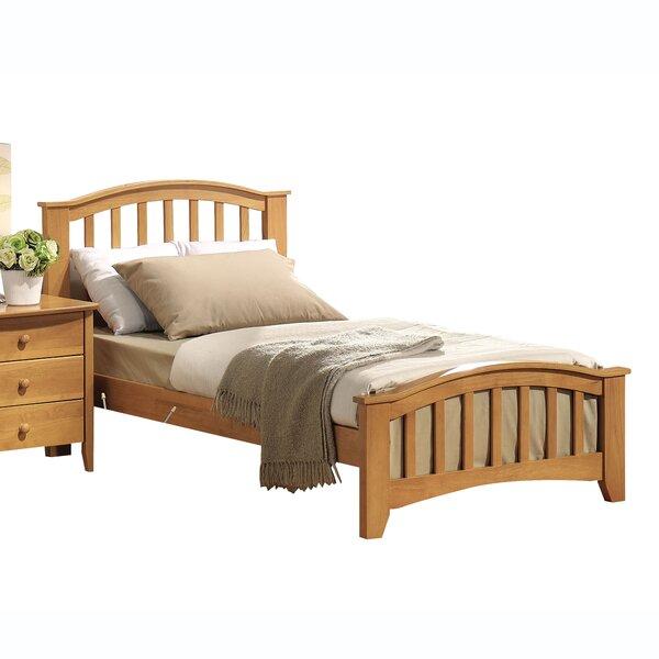 Scheffel Mission Slat Bed by Harriet Bee