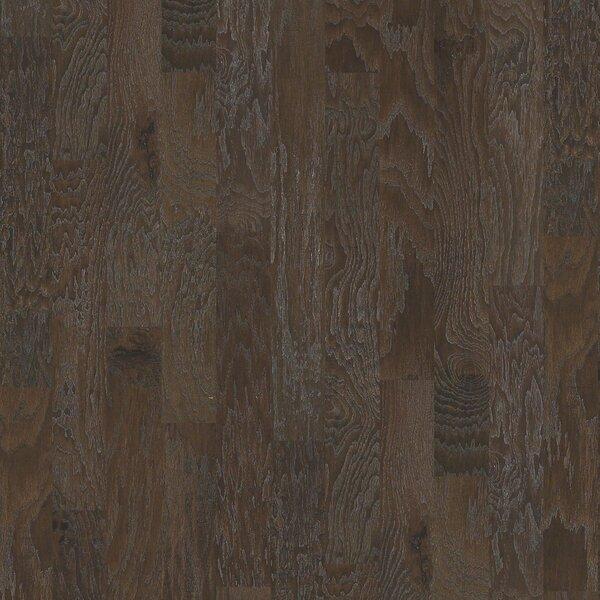 Evergreen 5 Engineered Hickory Hardwood Flooring in Cypress by Shaw Floors
