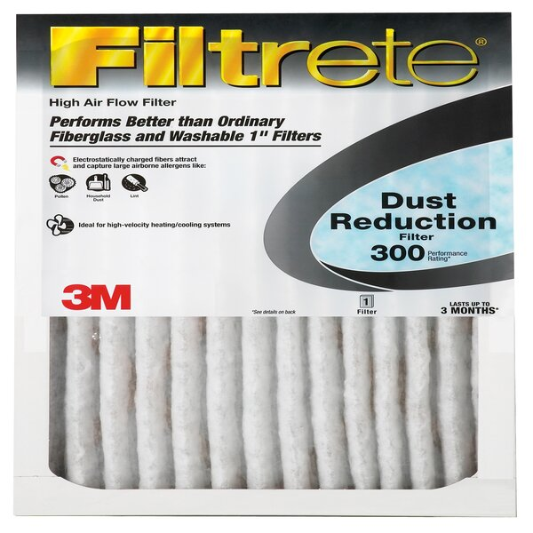 Dust Reduction Air Filter (Set of 6) by 3M