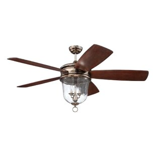 Compare & Buy 60 Collinson 5 Blade Reversible LED Ceiling Fan By Alcott Hill
