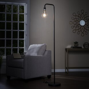 Narrow floor lamps wayfair orndorff 65 arched floor lamp aloadofball Gallery