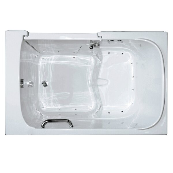 Bariatric Air Massage Walk-In Tub by Ella Walk In Baths