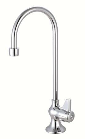 Single Handle Kitchen Faucet by Just Manufacturing