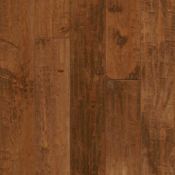 American 5 Solid Maple Hardwood Flooring in Seneca Trail by Armstrong Flooring