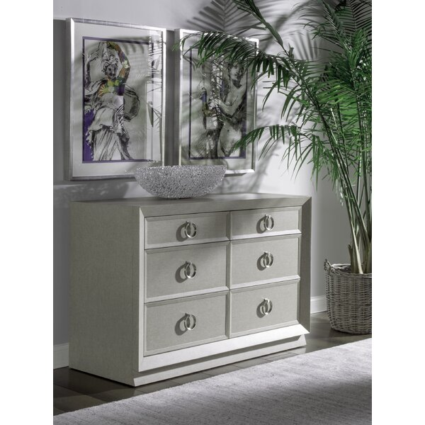 Zeitgeist 6 Drawer Double Dresser By Artistica Home
