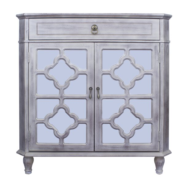 Swanville 2 Door Accent Cabinet by House of Hampton House of Hampton