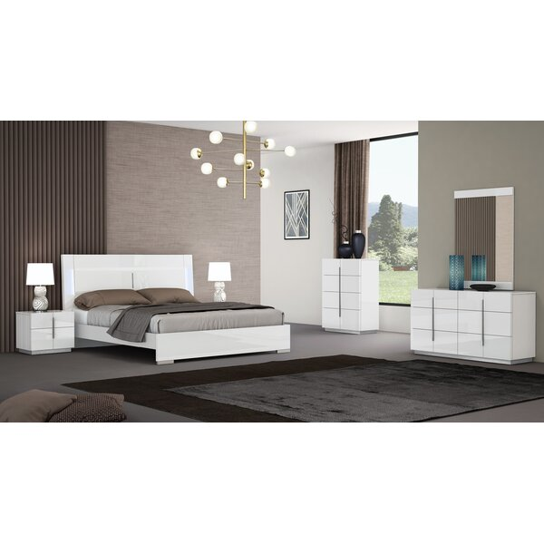 Riehle Platform Configurable Bedroom Set by Orren Ellis