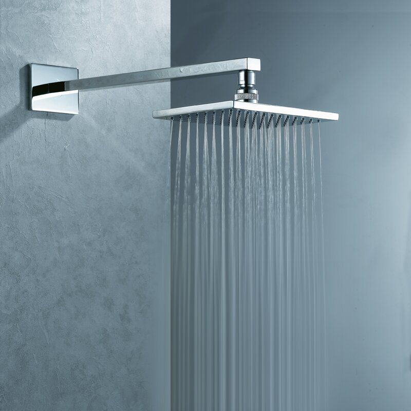 Safire Wall Mount Rain Shower Head