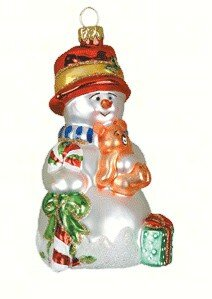 My Teddy Snowbaby Hanging Figurine by The Holiday Aisle