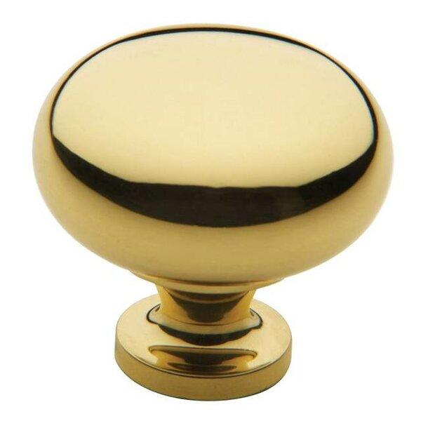 Ornamental Mushroom Knob by Baldwin
