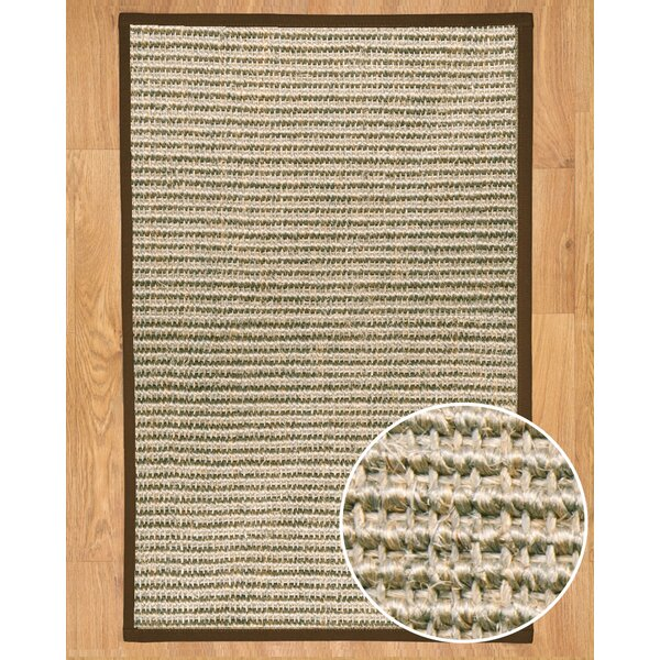 Hand-Woven Gray Area Rug by The Conestoga Trading Co.