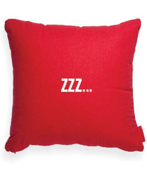 Pettis ZZzzz Throw Pillow by Wrought Studio